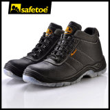 High Quality Warm Boots in Russia, Sheep Wool Safety Shoes M-8070