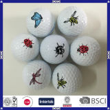 Wholesale Logo Printed Golf Ball for Gift