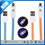 LED Light Micro USB Sync Data Charging Charger Cable