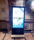 High Perfermance Indoor Full Color LED Advertising Player