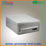 High Quality Wall Mounted Apartment Building Metal Mailbox
