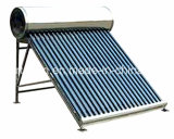 Stainless Steel Evacuated Tube Solar Water Heater