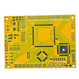 HASL Yellow Soldermask Multilayer PCB Fr-4