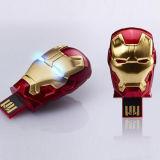 Iron Man Head USB Flash Drive Pen Drive