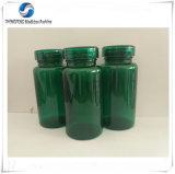 Wholesale Green Pet 150ml Plastic Bottle / Capsule Packaging
