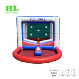 Inflatable Tee Ball Shooting in The Halls Game