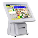 Tower All in One PC Cash Register Touch POS Terminal