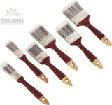 Various Color/ Artificial Head/Plastic Handle High Quality Paint Brush