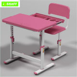 Height Adjustable Comfortable Youth Furniture Plastic School Desk Chair