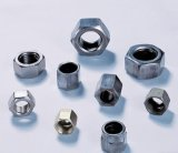 High Quality CNC Machining Parts of Hex Nuts