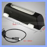 Rechargeable 4 Modes 120 Lumen Front Rear Bike Light