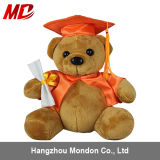 Promotion Wholesale Graduation Teddy Bear with Certificate