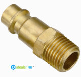"""Germany Type Quick Coupler Brass Adapter (Plug GPM30(3/8""""))"""