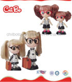 China Hot Selling Educational Doll for Girls