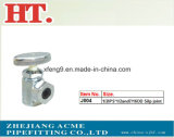Chrome Plating Forged Brass Angle Valve or with Washer
