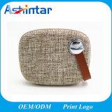 Desktop Fabric Mini Wireless Bluetooth Speaker for Phone/MP3/PC