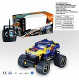 Remote Control Buggy 1: 28 RC Electric Model Car of High Speed (27/49MHz)