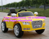 Audi A8l Yellow Color Electric Children Ride on Car