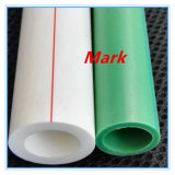 Green 32 mm PPR Pipe for Hot Water
