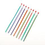 Colorful Magic Flexible Bendy Soft Pencil for Kids Student School