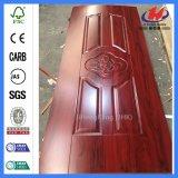 Customized HDF/MDF Wooden Melamine Door Skin (JHK-MD09)