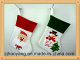 2PCS of Set Adorable Wholesale Hanging Christmas Stocking for Holiday Decor