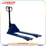 1t 8.5m Hand Forklift Manual Pallet Stacker Jack Truck