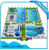 Lilytoys Water Park Equipment Commercial Theme Inflatable Water Park Project for Sale