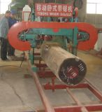 Portable Horizontal Band Saw (MS1000D Diesel Engine model)