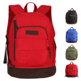 Women Men Vintage Travel Laptop Outdoor Backpack School Bag