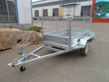 Australia Farm Galvanized Sports Trailer Light Trailer for Sale