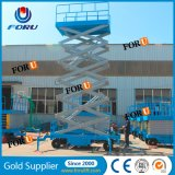 4m 500kg China Hot Sale Aerial Hydraulic Scissor Lift Table with High Quality