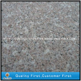 Cheap Bush Hammered Pink G648 Granite Tile for Outdoor Wall