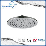 Round ABS Chromed Top Shower Head (ASH735)
