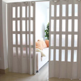 PVC Accordion Door for Africa 10mm Thickness (FD14)
