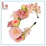 Fashion Bridal Flower Rose Hair Accessories