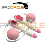 Professional Ball Bearing Wireless Digital Count Jumping Rope (PC-JR1048)