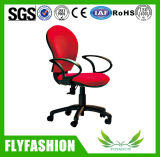 Red Leisure Office Swivel Chair (OC-108)