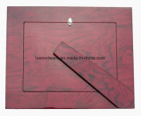 Rosewood High Gloss Finish Wooden Picture Frame
