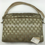 Laptop Notedbook Carry Bag Fashion Multi-Function Vintage Handbag Briefcase (GB#40010)