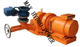 Excitation Generator for Hydraulic Power (pelton turgo turbine)