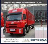 Faw 8X4 Cargo Tuck 30ton / Faw 30-40 Tons Van Truck