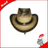 Printed Cowboy Hat Straw Hat Paper Hat