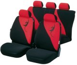 Different Color Car Accessories Washable Car Seat Covers with Your Own Logo