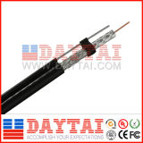 18 AWG RG6 Coaxial Cable with Messenger