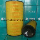 Faw Foton Sinotruck Steyr HOWO Truck Parts Air Filter