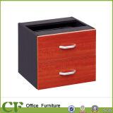 Modern Wood Office Furniture File Cabinet Hanging 2 Drawer Divider