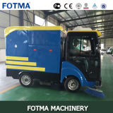 Ride on Four Wheel Batter Powered Floor Sweeping Machine