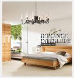 Modern Italian Iron Metal Art Noble Lily G4 LED Chandelier for Living Room