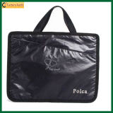 Waterproof PVC Polyester File Carry Holder Document Bag (TP-0B012)